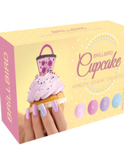 Kit Hypnotic Gel&Lac Cupcake