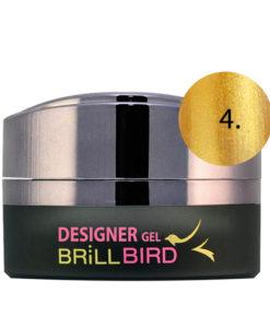 Gel Designer Oro 15ml.