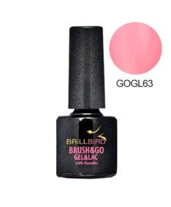 Brush&Go Gel&Lac GOGL63 8 ml.